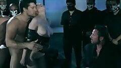 XXX porn gangbang music video