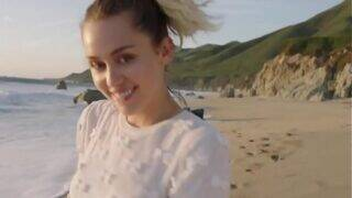 Miley Cyrus Malibu Music Porn Video – more videos on SEXSTAMP.com